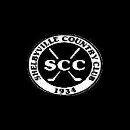 Logo of golf course named Shelbyville Country Club