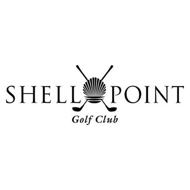 Logo of golf course named Shell Point Golf Club