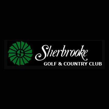 Logo of golf course named Sherbrooke Golf and Country Club