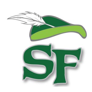 Logo of golf course named Sherwood Forest Golf Course