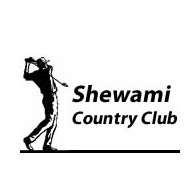 Logo of golf course named Shewami Country Club