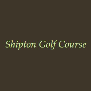 Logo of golf course named Shipton Golf Club