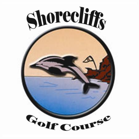 Logo of golf course named Shorecliffs Golf Club