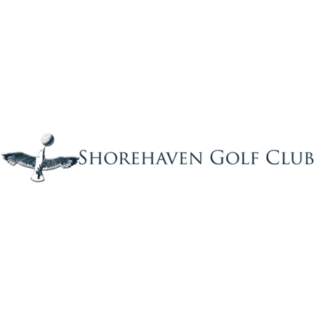 Logo of golf course named Shorehaven Golf Club