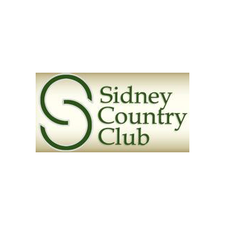Logo of golf course named Sidney Country Club