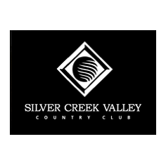 Logo of golf course named Silver Creek Valley Country Club