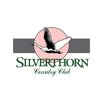 Logo of golf course named Silverthorn Country Club