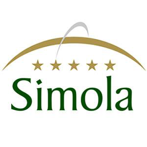 Logo of golf course named Simola Golf and Country Estate