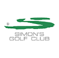 Logo of golf course named Simon's Golf Club