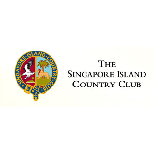 Logo of golf course named Singapore Island Country Club