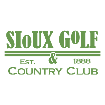Logo of golf course named Sioux Golf and Country Club