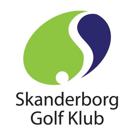 Logo of golf course named Skanderborg Golf Club