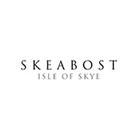 Logo of golf course named Skeabost Golf Club