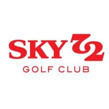 Logo of golf course named Sky 72 Golf Club