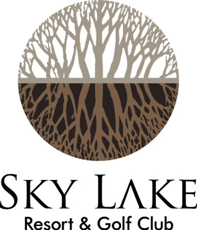 Logo of golf course named Sky Lake Resort and Golf Club