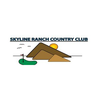 Logo of golf course named Skyline Ranch Country Club
