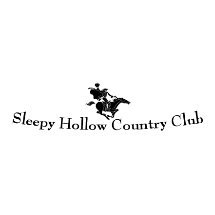 Logo of golf course named Sleepy Hollow Country Club