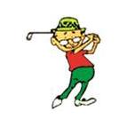 Logo of golf course named Smiley's Executive Golf Club