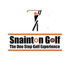 Logo of golf course named Snainton Golf