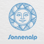 Logo of golf course named Sonnenalp Resort of Vail
