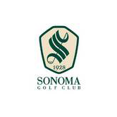 Logo of golf course named Sonoma Golf Club