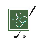 Logo of golf course named Sorknes Golfklubb