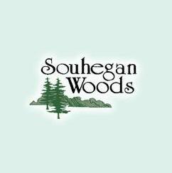 Logo of golf course named Souhegan Woods Golf Club