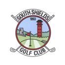 Logo of golf course named South Shields Golf Club