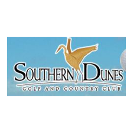Logo of golf course named Southern Dunes Golf & Country Club