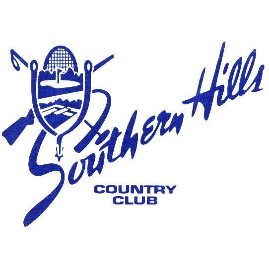 Logo of golf course named Southern Hills Country Club