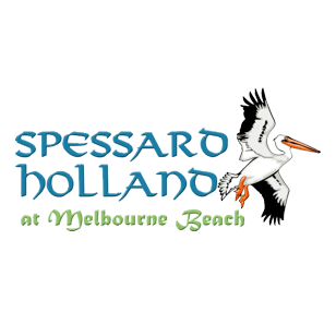 Logo of golf course named Spessard Holland Golf Course