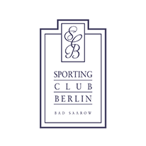 Logo of golf course named Sporting Club Berlin Scharmutzelsee - Faldo Course