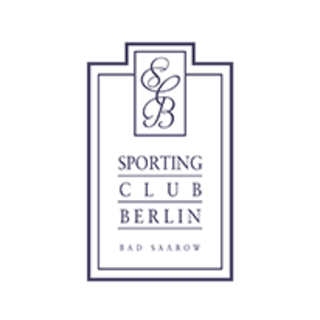 Logo of golf course named Sporting Club Berlin Scharmutzelsee - Stan Eby Course