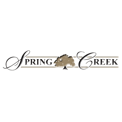 Logo of golf course named Spring Creek Golf Course