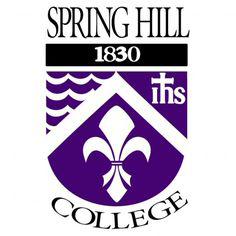 Logo of golf course named Spring Hill College Golf Club