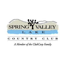 Logo of golf course named Spring Valley Lake Country Club