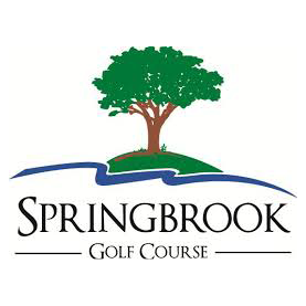 Logo of golf course named Springbrook Golf Course