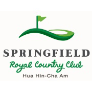 Logo of golf course named Springfield Royal Country Club