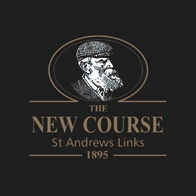 Logo of golf course named St Andrews - The New Course
