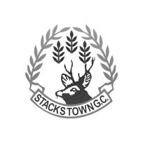 Logo of golf course named Stackstown Golf Club