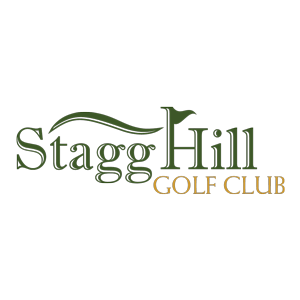 Logo of golf course named Stagg Hill Golf Club