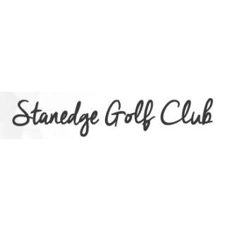 Logo of golf course named Stanedge Golf Club