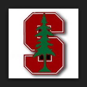 Logo of golf course named Stanford University Golf Course