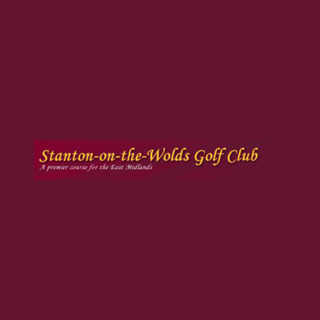 Logo of golf course named Stanton-on-The-Wolds Golf Club