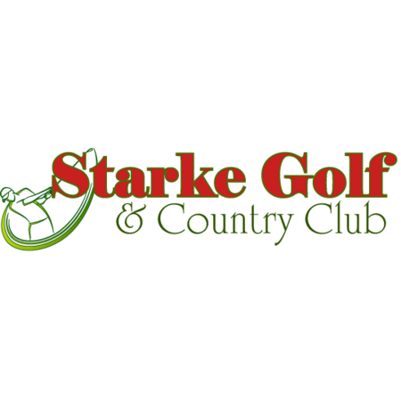 Logo of golf course named Starke Country Club