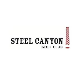 Logo of golf course named Steel Canyon Golf Club