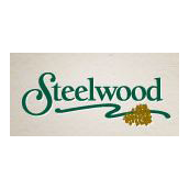 Logo of golf course named Steelwood