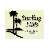 Logo of golf course named Sterling Hills Golf Club
