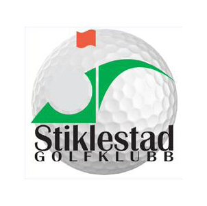 Logo of golf course named Stiklestad Golfklubb