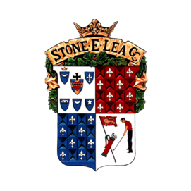 Logo of golf course named Stone